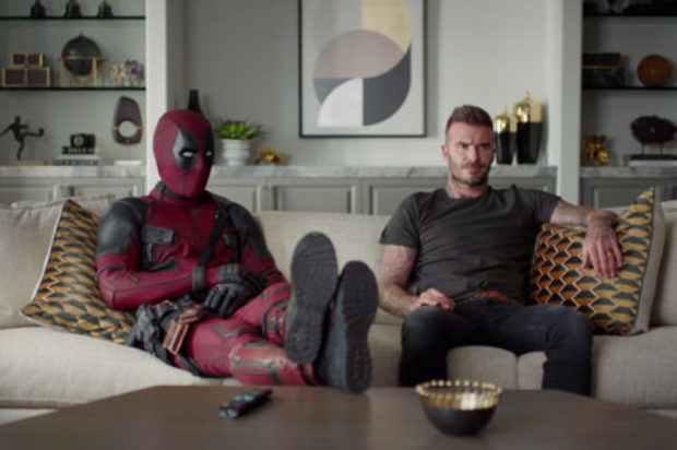 FILM RELEASE :DEADPOOL 2 IS DEADLY FUNNY
