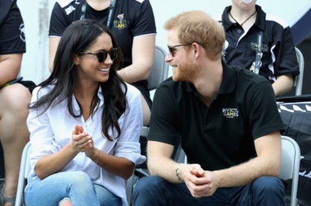 LIFESTYLE TO PRESENT  WHEN HARRY MET MEGHAN
