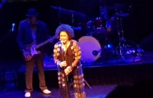VIKA BULL ENCHANTS US WITH ETTA JAMES CONCERT