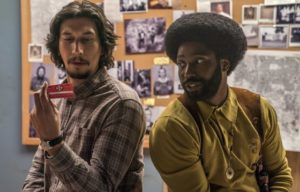 Film Review :Black Klansman