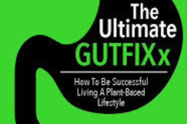 BOOK RELEASES :The Ultimate GUTFIXx