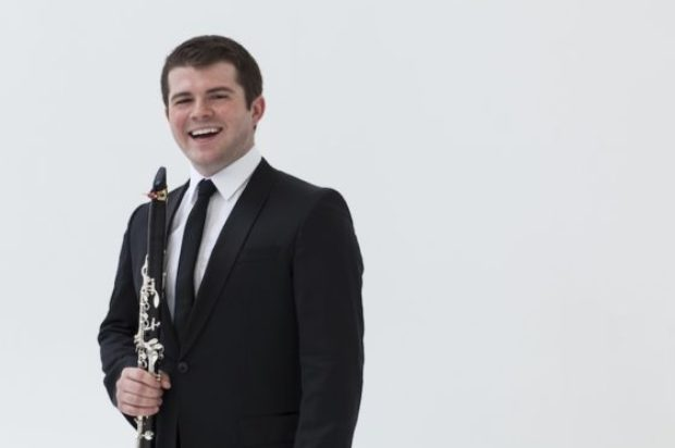 International artist Julian Bliss to join Camerata this August at QPAC