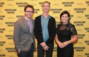 Brisbane writer David Megarrity WINS the Queensland Premier's Drama Award 2018-19 with 'The Holidays'
