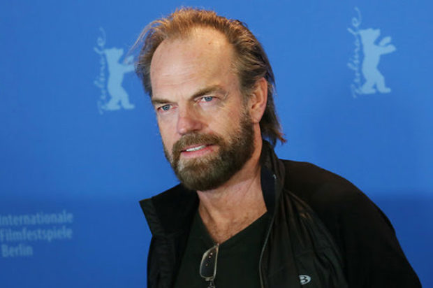 HUGO WEAVING TO STAR IN FEATURE FILM M4M