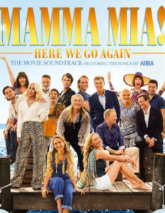 MAMMA MIA! HERE WE GO AGAIN Movie Soundtrack Out Now!