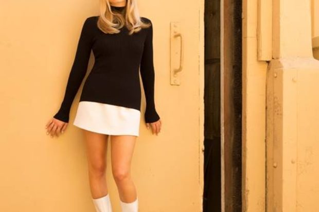 MARGOT ROBBIE IS SHARON TATE IN TARANTINO NEW FILM TO BE RELEASED