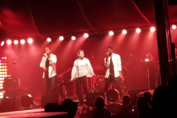CALIFORNIA CROONERS CLUB COME TO BRISBANE FESTIVAL