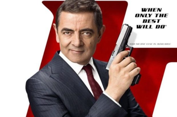 FILM REVIEW ..JOHNNY ENGLISH STRIKES AGAIN