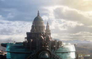 PETER JACKSON NEW FILM COMING ..MORTAL ENGINES