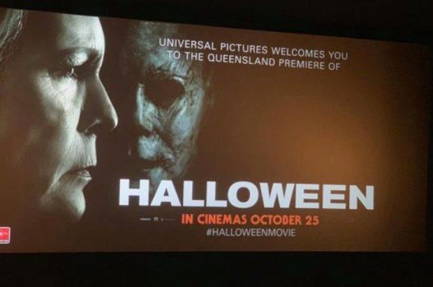 FILM REVEIW RELEASE HALLOWEEN