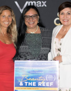 LAUNCH OF  FILM FEATURE BEAUTY AND REEF SOCIALS PHOTOS