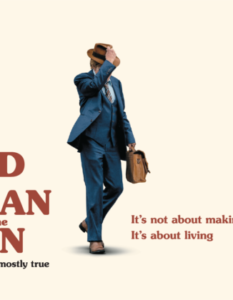 GIVE AWAY TICKETS FOR THE OLD MAN & THE GUN