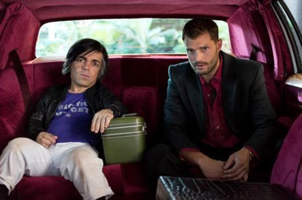 Peter Dinklage and Jamie Dornan Star In My Dinner With Herve On HBO