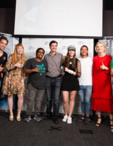 Electra named winner of Australia's first Techstars Startup Weekend for fashio...