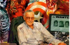 LEGEND MARVEL COMIC MAN STAN LEE DIES AT 95