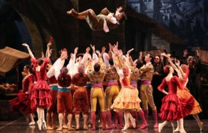 Curtain rises on La Scala's exclusive Brisbane ballet season
