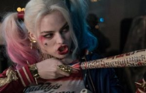 MARGIE ROBBIE WILL KICK OFF HARLEY QUINN