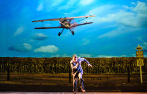 THEATRE REVIEW … NORTH BY NORTHWEST