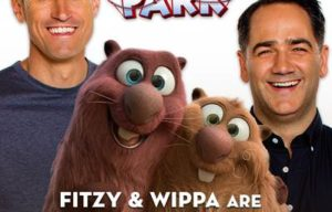Nova's Fitzy & Wippa in the upcoming animated film WONDER PARK.