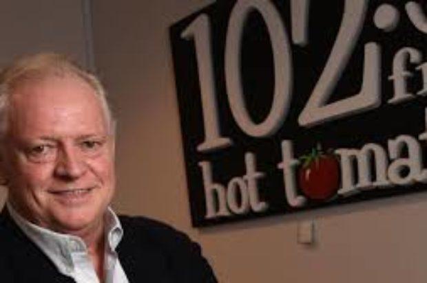 GRANT BROADCASTORS TAKE OVER HOT TOMATO RADIO