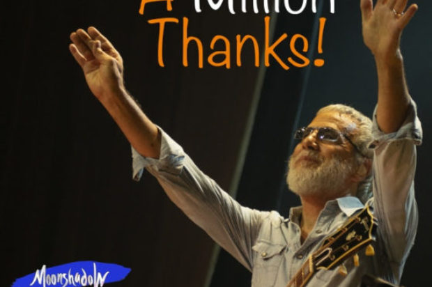 Yusuf / Cat Stevens Gives Over 1 Million In Charity!