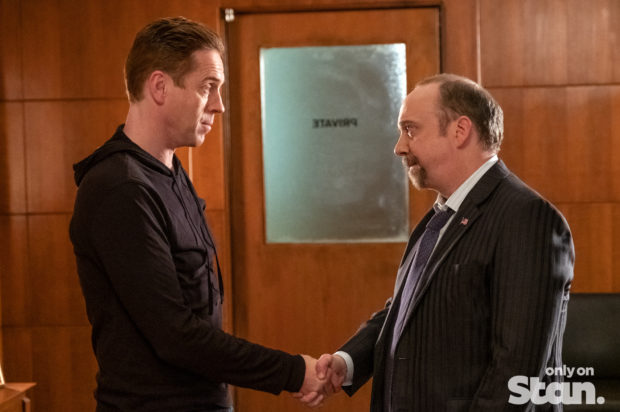"""BILLIONS"" – SEASON 4 TO PREMIERE ON STAN"