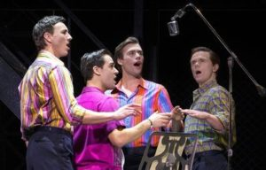 JERSEY BOYS OPENS UP IN  BRISBANE ANOTHER SHOW STOPER