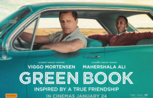 DOUBLES PASSES TO FILM  GREEN BOOK