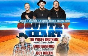 THE WOLFE BROTHERS ARE READY FOR TAMWORTH COUNTRY MUSIC FESTIVAL