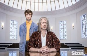 'MIRACLE WORKERS' – New Trailer for Comedy Starring STEVE BUSCEMI and DANIEL RADCLIFFE