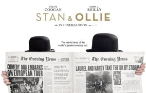 FILM TICKETS WIN A DOUBLE PASS TO GO SEE STAN AND OLLIE