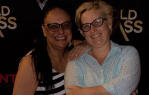 FILMMAKER MANDY LAKE KICKSTARTS   QLD  FILM TV NETWORK EVENT