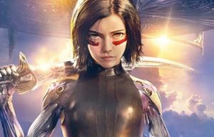 FILM REVIEW ALITALIA BATTLE ANGEL