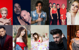 FINAL SONGS AND INTERVAL ACT ANNOUNCED FOR EUROVISION – AUSTRALIA DECIDES