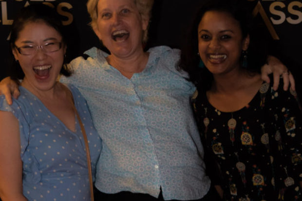 SOCIALS PICS AT QLD FILM TV EVENTS KICKSTART 2019