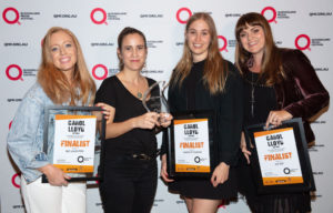 CAROL LLOYD AWARD CONTINUES TO SUPPORT EMERGING QUEENSLAND FEMALE ARTISTS