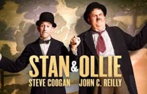 FILM REVIEW … STAN AND OLLIE