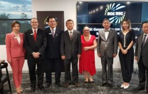 ST GEORGE CHINESE MEMORIAL DINNER FUNDRAISER AT SVN WINE GROUP