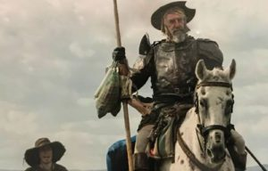 'THE MAN WHO KILLED DON QUIXOTE' FILM REVIEW