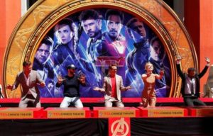 MARVEL FILM ENDGAME  HUGE BOX OFFICE OPENING IN CHINA