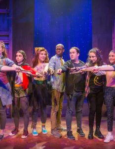 ALL-AUSTRALIAN CAST ANNOUNCED FOR OFF-BROADWAY CULT COMEDY HIT PUFFS SYDNEY SEAS...