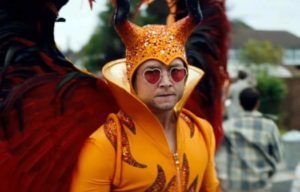 FILM CRITIC : ROCKETMAN  AMAZING ICONIC STORY