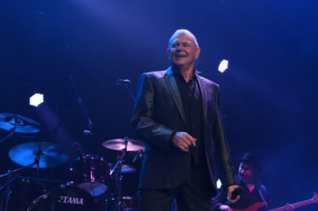 THE VOICE JOHN FARNHAM HEADS TOOWOOMBA CARNIVAL OF FLOWERS 2019