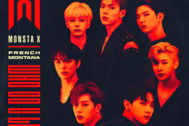 "MONSTA X ""WHO DO U LOVE FT. FRENCH MONTANA"""