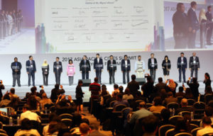 KICK OFF FOR ASIA PACIFIC CITIES SUMMIT