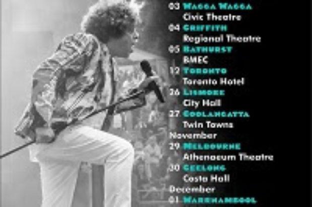 LEO SAYER TOURING NEW ALBUM