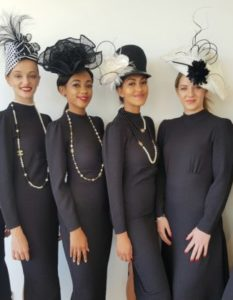 HATS AND HIGH TEA SHOWCASE AT BRISBANE EMPORIUM