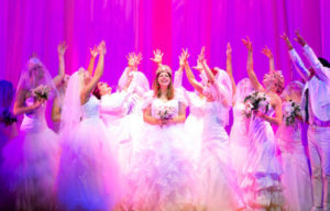 MURIELS WEDDING IS A DELIGHT AND MUST SEE MUSICAL SHOW