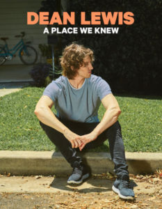 DEAN LEWIS IS HITTING WAVES OF GOLD