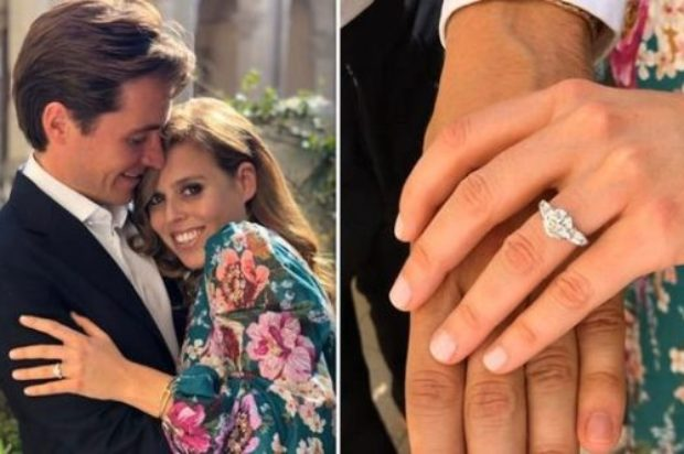 PRINCESS BEATRICE IS GETTING MARRIED